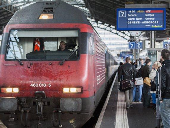 Train Genve Cornavin - SeysselCorbonod : billet et horaire
