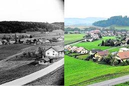 Vuarmarens, village rural et résidentiel
