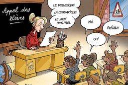 A l'école, les troubles d'apprentissage sont en augmentation