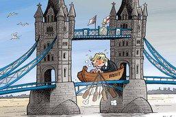 Brexit: les efforts de Boris Johnson