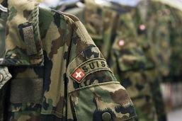 L'armée en exercice dans le canton lundi
