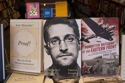 Les Etats-Unis réclament les recettes du livre d'Edward Snowden