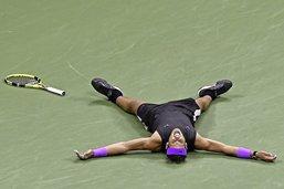 Nadal sur les talons de Federer