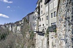 Le casse-tête des falaises de Fribourg
