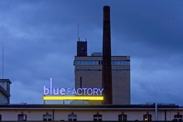 Bluefactory s'agrandit