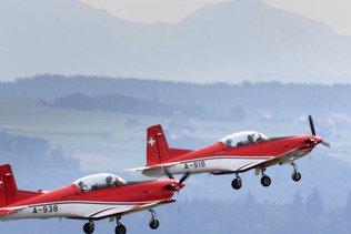 Crash du PC-7 au Schreckhorn dû à une erreur du pilote