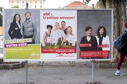 Les Verts et les Vert'libéraux cartonnent au National