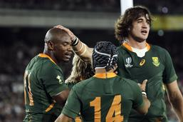 Un troisième sacre pour l'Afrique du Sud