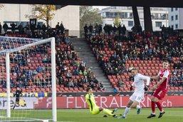 Super League: Sion battu à Zurich