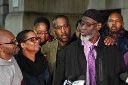 Trois Américains blanchis après 36 ans en prison chacun