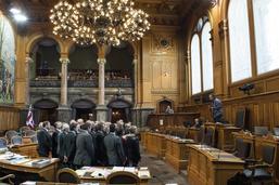 Députation romande aux Etats: la parité, en attendant Fribourg