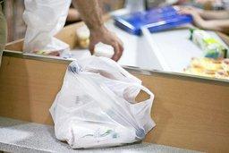 Les sacs plastique seront taxés