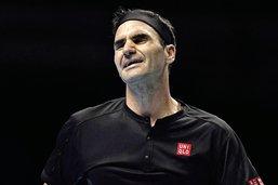 Roger Federer et le temps qui passe