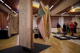 Biennale des arts textiles à Avenches