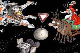 Star Wars IX, Cheops, Noël... Notre galaxie s'encombre