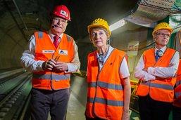 Sommaruga veut investir plus dans l'entretien du réseau de trains