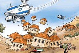 Israël continue sa colonisation illégale des territoires palestiniens