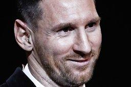 Messi sacré pour la sixième fois