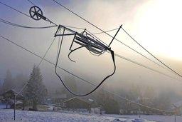 Les Paccots testent la neige mécanique