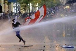Des violences inédites à Beyrouth