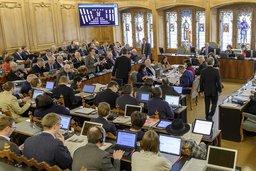 Vague de démissions au Grand Conseil