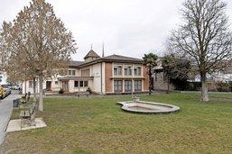 Une maison de paroisse condamnée