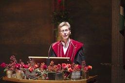 Astrid Epiney présidera la Chambre des hautes écoles universitaires