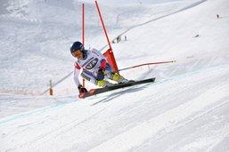 Alexis Monney champion du monde juniors de descente!