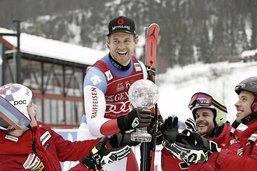 Mauro Caviezel sacré sans skier