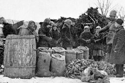 La famine, terrible arme de Staline