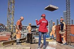 Fermeture des chantiers exigée