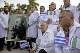 Médecins cubains, héros de l'ombre