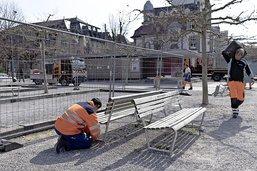 Fribourg boucle certaines places de jeux