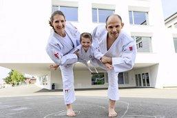 L'amour du judo avec un grand A