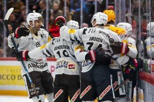 Gottéron ramène un succès en or de Lausanne!