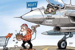 Nouveaux avions de combat: le peuple suisse décidera!