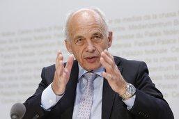Pour Ueli Maurer, la réduction de la dette prendra du temps
