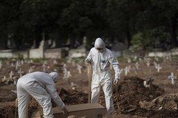 Le gouvernement brésilien accusé de cacher les morts du Covid-19