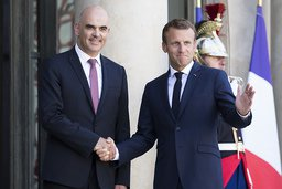 Alain Berset ira à la cérémonie du 14 juillet à Paris