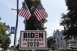 """TikTok Grandma"", recrue de choix pour l'équipe de Joe Biden"