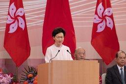 """Loi sur la sécurité: événement """"le plus important"""" pour Hong Kong"""