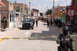Plus de 20 morts dans une attaque dans le Guanajuato