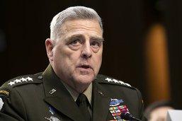 Le chef d'état major plaide pour rebaptiser les bases militaires