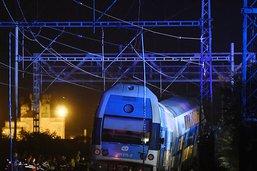 Des dizaines de blessés dans une collision de trains près de Prague