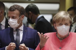 """Le plan de relance de l'UE bloqué par les Etats """"frugaux"""""""