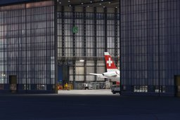 Swiss entrepose des avions en Jordanie