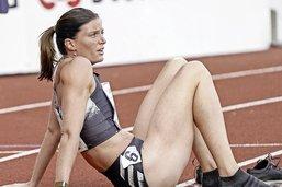 Lea Sprunger: objectif atteint