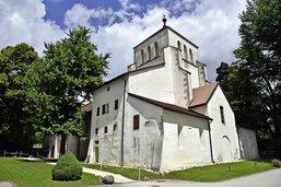 Bonmont, une abbaye oubliée qui continue de rayonner