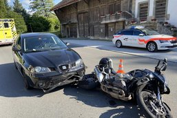 Cinq accidents de la circulation le dimanche de Pentecôte