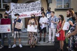 Une action pour régulariser la situation des exilés sans statut légal